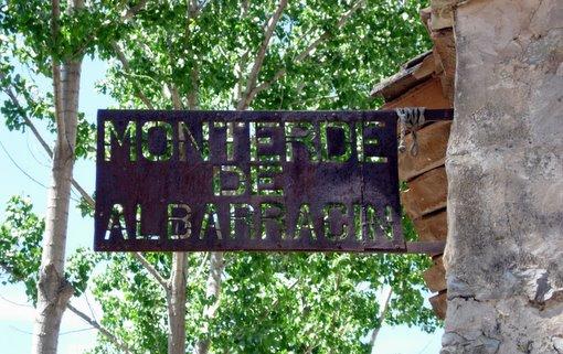 Cartel Monterde
