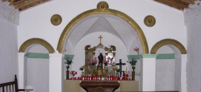 Ermita de san Roque de Monterde